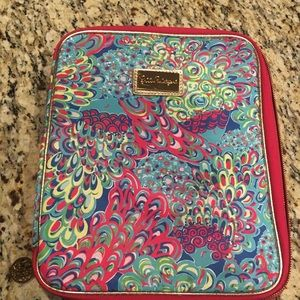 Lilly Pulitzer Notebook Folio